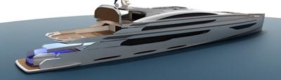 ACURY SSY 85 5 ACURY SSY 85 2021 NEDSHIP Super Sport Yacht 85m Motor Yacht Yacht MLS #225237 5