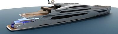 ACURY SSY 85 6 ACURY SSY 85 2021 NEDSHIP Super Sport Yacht 85m Motor Yacht Yacht MLS #225237 6