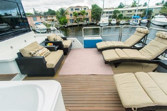 GOLDEN TOUCH 44 BOAT DECK - Lounge Chairs