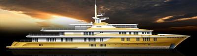 ACURY MY 90 Gentleman's Yacht