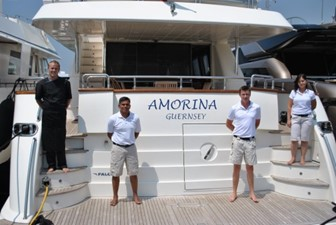 AMORINA 1 back