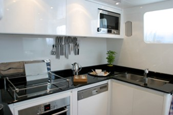 AMORINA 16 kitchen