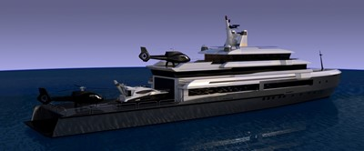 ACURY SYSV 79 2 ACURY Super Yacht Support Vessel 79m