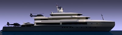 ACURY SYSV 79 4 ACURY Super Yacht Support Vessel 79m