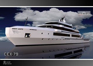ACURY SYSV 79 7 ACURY Super Yacht Support Vessel 79m