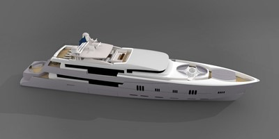 ACURY MY 52 0 ACURY Motor Yacht Project 52m