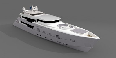 ACURY MY 52 1 ACURY Motor Yacht Project 52m