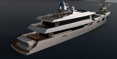 ACURY MY 52 3 ACURY Motor Yacht Project 52m