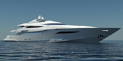 ACURY MY 39 1 ACURY Motor Yacht 39m with customized yacht package