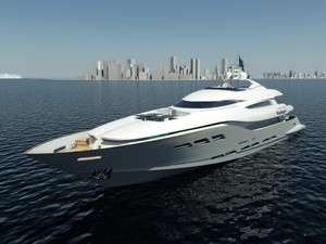 ACURY MY 39 0 ACURY Motor Yacht 39m with customized yacht package