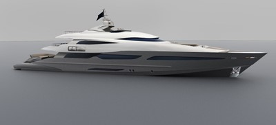 ACURY Motor Yacht 39m with customized yacht package