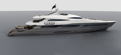 ACURY MY 39 4 ACURY Motor Yacht 39m with customized yacht package
