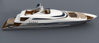 ACURY MY 39 2 ACURY Motor Yacht 39m with customized yacht package