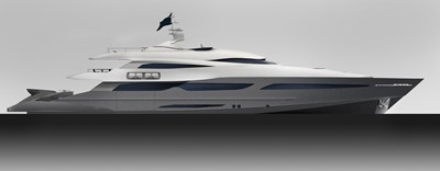 ACURY MY 39 5 ACURY Motor Yacht 39m with customized yacht package
