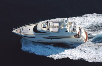ACURY Motor Yacht 27m Sister ship in cruise