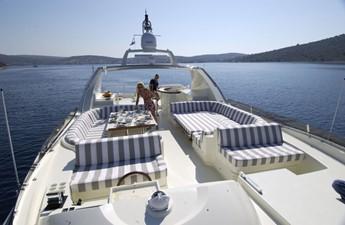 ACURY MY 27 4 ACURY Motor Yacht 27m Sister ship exterior