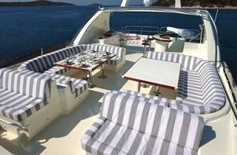 ACURY MY 27 5 ACURY Motor Yacht 27m Sister ship exterior