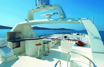 ACURY MY 27 6 ACURY Motor Yacht 27m Sister ship exterior