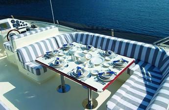 ACURY MY 27 7 ACURY Motor Yacht 27m Sister ship exterior