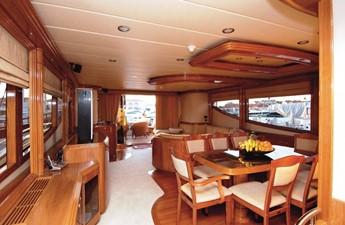 ACURY MY 27 13 ACURY Motor Yacht 27m Sister ship interior