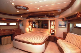 ACURY MY 27 17 ACURY Motor Yacht 27m Sister ship interior