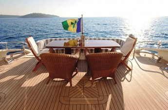 ACURY MY 27 10 ACURY Motor Yacht 27m Sister ship exterior