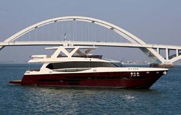 ACURY MY 30 2 ACURY Motor Yacht 30m