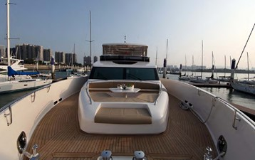 ACURY Motor Yacht 30m exterior
