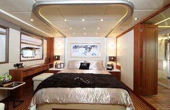 ACURY MY 30 22 ACURY Motor Yacht 30m interior