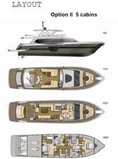 ACURY MY 30 31 ACURY Motor Yacht 30m Layout option 2