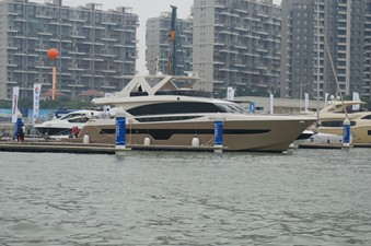 ACURY MY 25 7 ACURY Motor Yacht 25m fly bridge