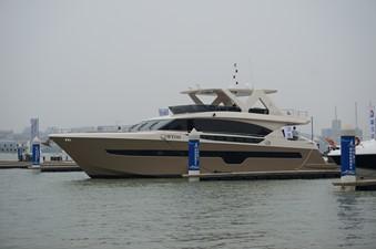 ACURY MY 25 6 ACURY Motor Yacht 25m fly bridge