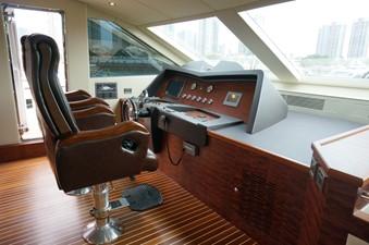 ACURY MY 25 13 ACURY Motor Yacht 25m fly bridge interior