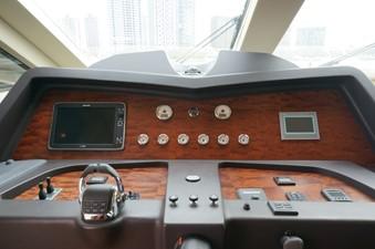 ACURY MY 25 15 ACURY Motor Yacht 25m fly bridge interior