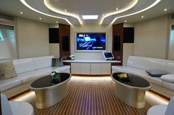 ACURY MY 25 18 ACURY Motor Yacht 25m fly bridge interior
