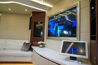 ACURY MY 25 19 ACURY Motor Yacht 25m fly bridge interior