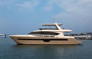 ACURY MY 25 1 ACURY Motor Yacht 25m fly bridge