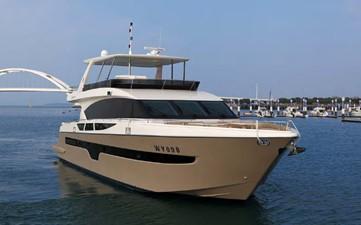 ACURY MY 25 4 ACURY Motor Yacht 25m fly bridge