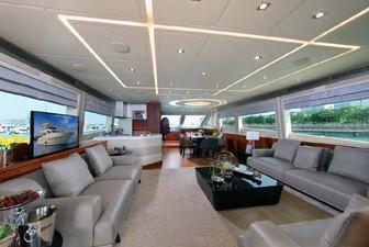 ACURY MY 25 11 ACURY Motor Yacht 25m fly bridge interior