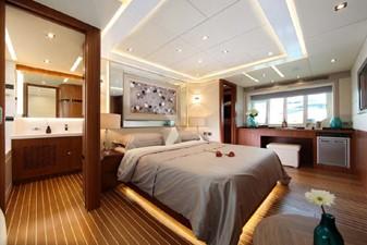 ACURY MY 25 23 ACURY Motor Yacht 25m fly bridge interior