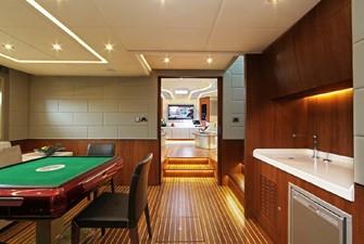 ACURY MY 25 21 ACURY Motor Yacht 25m fly bridge interior
