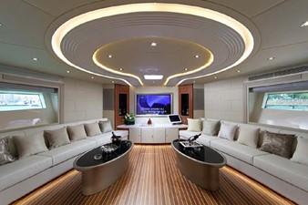 ACURY MY 25 16 ACURY Motor Yacht 25m fly bridge interior