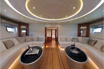 ACURY MY 25 17 ACURY Motor Yacht 25m fly bridge interior