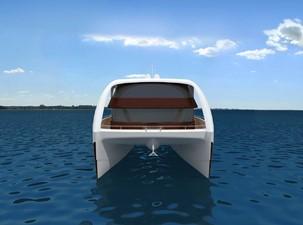 ACURY CAT 22 V1 4 Catamaran fly bridge motor yacht 22m