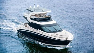 ACURY Motor Yacht fly bridge 21m