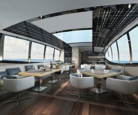ACURY MY 15 Ocean 8 ACURY Cruiser Limousine 15m interior option 1