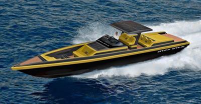 ACURY MYT 13 0 ACURY Mega Yacht Tender 13m