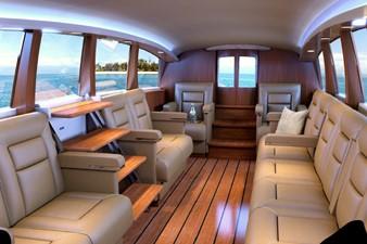 ACURY MYT 10 5 ACURY Mega Yacht Tender 10m Street and water