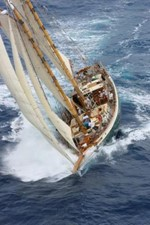 Upwind in the trades
