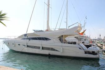 Macami 1 Macami 1998 RIVA 70 Dolcevita Motor Yacht Yacht MLS #227340 1